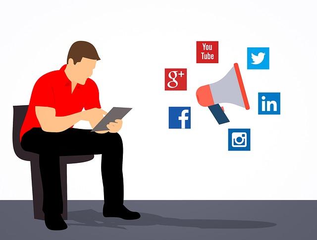 sociální media marketing