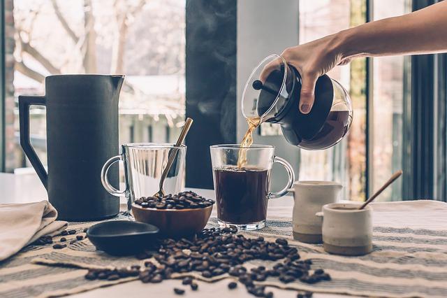 Káva a její původ
